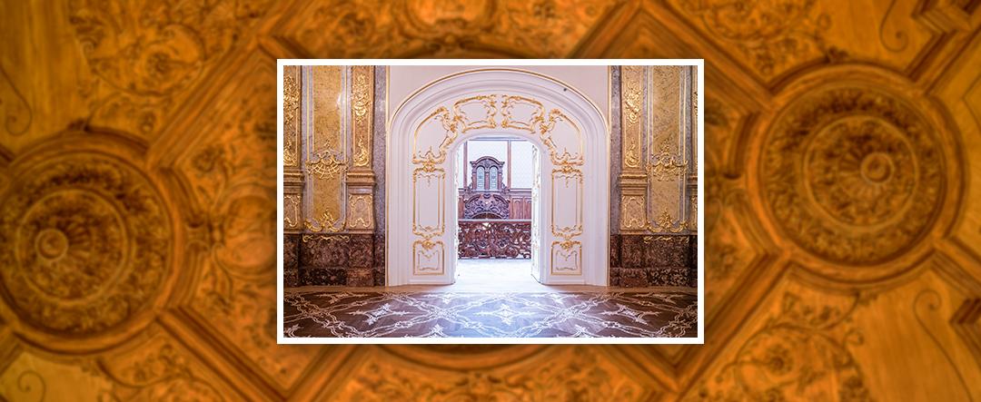 Lépjen be a Károlyi-Csekonics palotába!