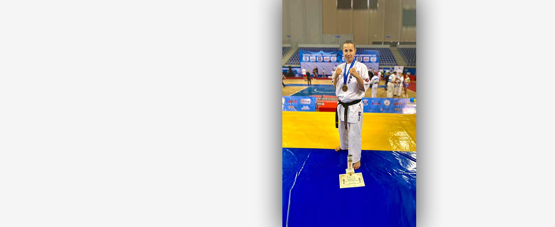 Európa-bajnoki bronzérmes lett hallgatónk