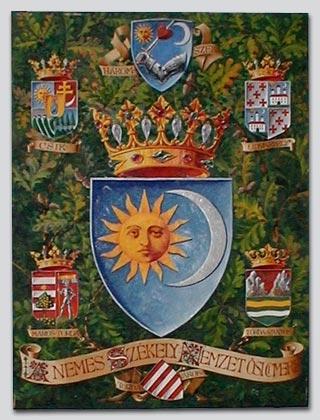 Székely címeres levelek, 2011.10.17